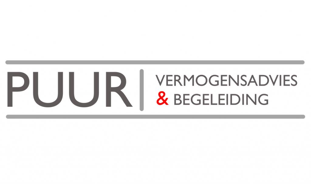 Logo ontworpen voor Puur Vermogensadvies & Begeleiding