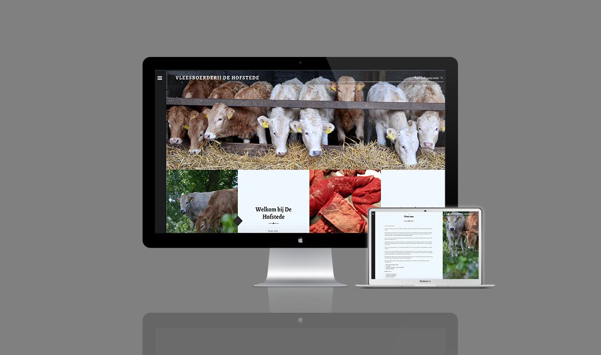 Vleesboerderij De Hofstede - Sint Annaland