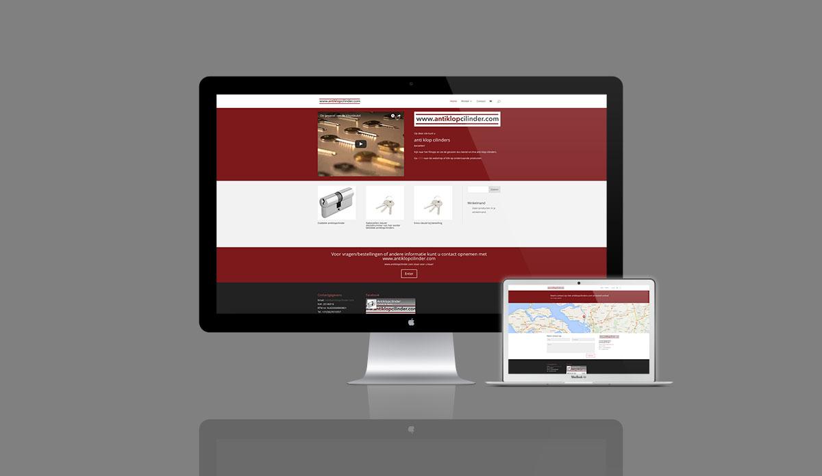 Antiklopcilinder.com in Tholen