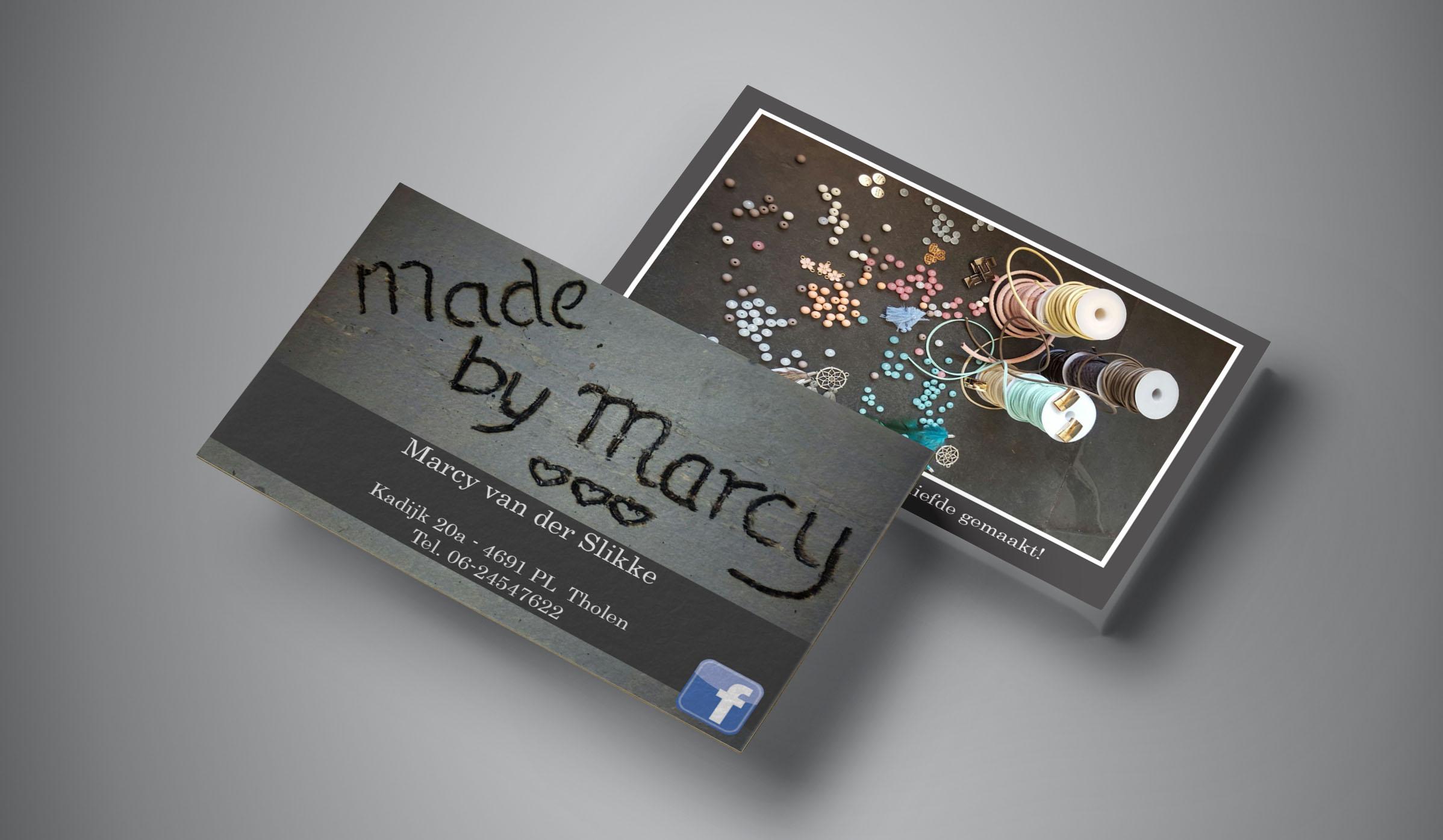 Marcy van der Slikke - Tholen