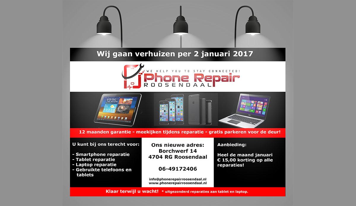 Phonerepair Roosendaal