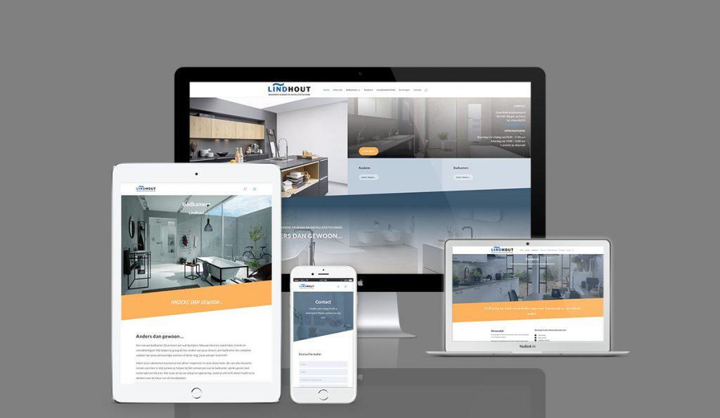 Lindhout keukens/badkamers/installatietechniek - Bergen op Zoom
